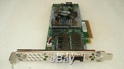 Qlogic Qle8362 10gb Dual Port Pcie3 X 8 Carte Adaptateur Réseau Hd8310405-15