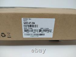 Qnap Inc Qm2-4p-384 Quad (4 X) M. 2 Carte D'expansion Pcie Ssd