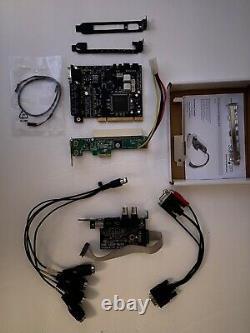 Rme Hdsp 9652 + Carte D'extension + Adaptateur Pcie Startech