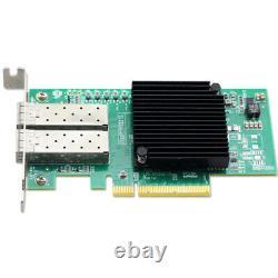 Rp1000 Dual Port 10gb Sfp+ Pcie X 8 Carte Réseau = Adaptateur Ethernet X520-da2