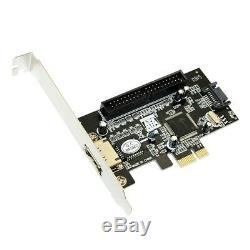 SATA / Esata / Ide Pci-e Raid Contrôleur Pci-e Express Card Adapter