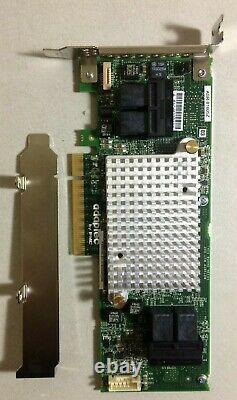Sas Raid Controller Adaptec Asr-81605z V2 Card 12 Go Fc Ec38, Adaptateur Raid SATA