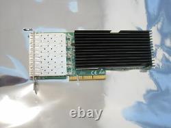 Silicom Pe310g4spi9l-xr 4 Port 10go Pcie Server Adaptateur Card