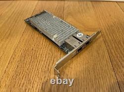 Startech. Com 2-port 10gb Pcie Network Card Avec Intel X540 Chip 10gbase-t