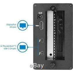 Startech. Com Thunderbolt 3 À 2 Pcie M. Adaptateur De Carte Châssis + (bndtb4m2e1)