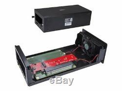 Startech. Com Thunderbolt 3 Pcie M. 2 Adaptateur Châssis + Carte Qsfp4sfppc2m