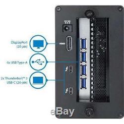 Startech. Com Thunderbolt 3 Pcie Usb 3.1 Adaptateur Châssis + 4 Carte Port