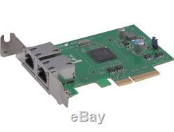 Supermicro Add-on Card Aoc-sgp-i2 Adaptateur Réseau Pcie 2.1 X4 Faible Aoc-sgp-i2