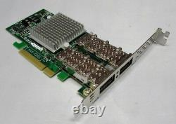 Supermicro Aoc-uibq-m2 Dual-port Infiniband Pcie-x16 Qdr Uio Adapter Card Nouveau