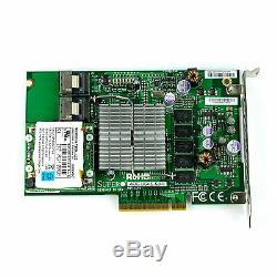 Supermicro Aoc-usas-s8ir Carte D'extension Raid 8ch 3gbps Sas Pcie Adaptateur 533mhz