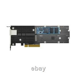 Synology E10m20-t1 M. 2 Ssd 10gbe Combo Carte Adaptateur