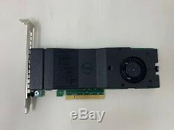Véritable Dell Ssd M. 2 Pcie X2 Stockage Carte Adaptateur Ntrcy, 023px6 Avec 256 Go M. 2