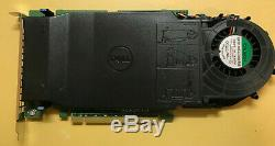 Véritable Dell Ultra Speed ssd Pcie X4 2 M. Solid State Storage Card Adapter 80g5n