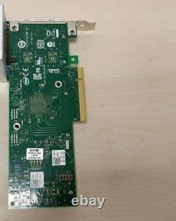 X710-da2 Intel Ethernet Adaptateur Réseau Convergé À Deux Ports Pcie 3.0 0y5m7n